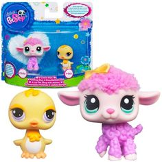 Littlest Pet Shop Cutest Pets Figures Soft Lamb Chick Littlest Pet Shop http://www.amazon.com/dp/B005TP6BR2/ref=cm_sw_r_pi_dp_NTmxvb0VYPCB9