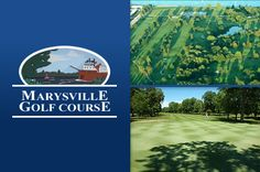 $18 for 18 Holes with Cart at Marysville Golf Course in Marysville ($39 Value. Expires November 1, 2016!)