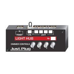 Woodland Scenics Just Plug Lighting System Light Hub