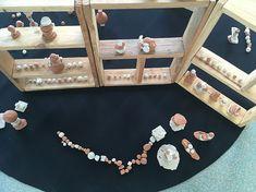 La maternelle de ToT: OEUVRES D'ARGILE : INSTALLATION Cubes, Frame, Clay, Preschool, Picture Frame, Frames