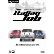The Italian Job for PC from SCi