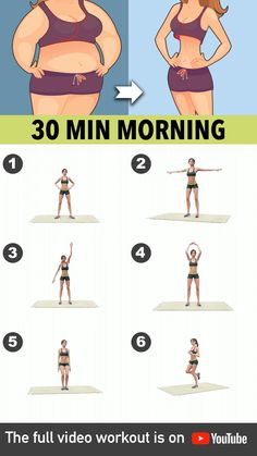 Workout Videos For Women, Gym Workout Videos, Gym Workout For Beginners, Fitness Workouts, Fitness Workout For Women, Workout Men, Workout Plans, Morning Workout Routine, Daily Exercise Routines