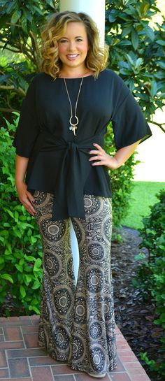 Sands Of Time Top - Black - Perfectly Priscilla Boutique