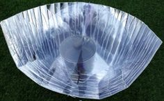 Haines Solar Cooker - Solar Cooking
