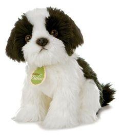 """Aurora Plush Shanie Dog Aurora Baby - 10"""" $12.98"""