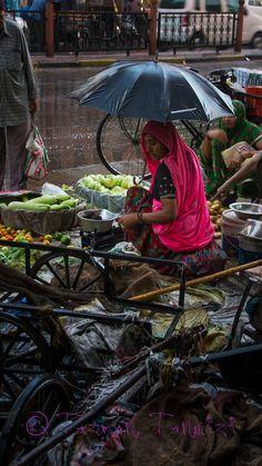 Street of Jaipur, India