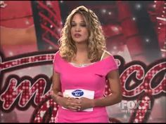 Carrie Underwood full audition - YouTube