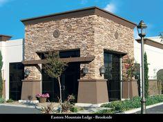 Eastern Mountain Ledge Manufactured Stone / Brookside