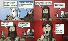Jesús... Hitler
