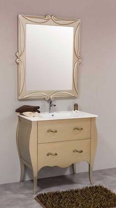Www mueblesmodesto es mueble de ba o isabelino 2 cajones - Tiradores muebles bano ...