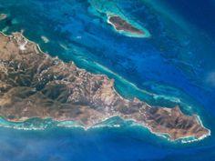 NASA toont eilanden in bovenaanzicht (© NASA/Rex Features) - Saint Croix, Amerikaanse Maagdeneilanden