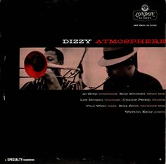 Lee Morgan Dizzy Atmosphere UK Vinyl LP Record LTZ-U15121 Dizzy ...