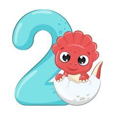 Dinosaur Birthday, Dinosaur Cake, Girl Birthday, Birthday Numbers, Rose Cookies, Smurfs, Colour Board, Diy Invitations, Art For Kids