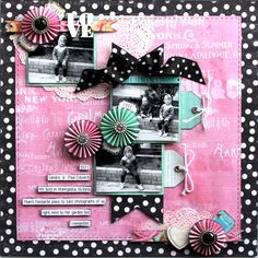 This is Us Layout - Scrapbook.com