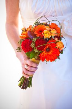 What a WONDERFUL AUTUMNAL WEDDING BOUQUET--Yes, Yes, Yes!!!  ENJOY....;O) ;O) ;O)