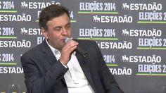 Eleições 2014: entrevista com Aécio Neves
