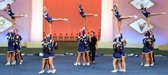 Cheerleading #Cheer #Stunt #Competition #Arabesque