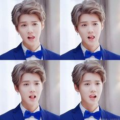 Luhan so cute and sexy Luhan Exo, Kai Exo, Exo Ot12, Exo K, Extended Play, Kim Jongdae, Hunhan, Wattpad, China Dolls