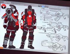 Lead Rising: Bostria's Seminar at Interplanetary 2017 Game Character Design, Character Sheet, Character Design References, Character Design Inspiration, Character Concept, Character Art, Combat Armor, Larp Armor, Sci Fi Armor