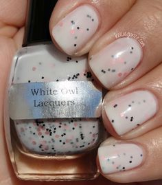 White Owl Lacquers - Kittens and Teacups