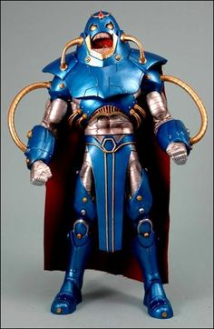 Anti-Monitor, Build-a-Figure, DC Universe Classics, #ActionFigure