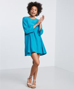 Woven dress | Gina Tricot New Arrivals | www.ginatricot.com | #ginatricot