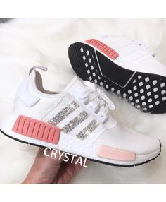 pretty nice 3bde7 ff713 Adidas NMD R1 Vapor Pink Ice White Shoes Womens Cheap Sale Adidas Shoes  2017, New