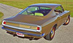 1968 Plymouth Barracuda 340 S.