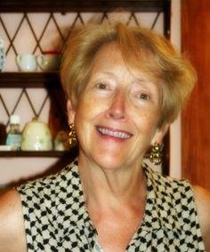 Juliette Swenson, innkeeper at Anne Hathaways's Cottage in Staunton, Virginia @julietteswenson