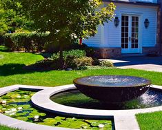 Landscape Cascading Water Features Design, Pictures, Remodel, Decor and Ideas - page 14