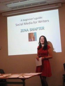 Teaching for the Fellowship of Australian Writers.