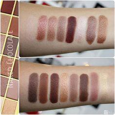 Paleta Naked Chocolate - I Heart MakeUp