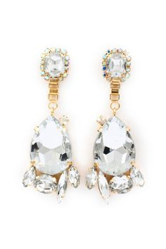 teardrop earrings <3