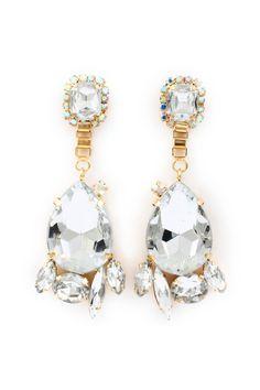 teardrop earrings <3