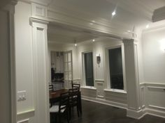 Magic Trim Carpentry provides finish carpentry and millwork services for residential and commercial properties in the Greater Toronto Area. Finish Carpentry, Arches, Oversized Mirror, Furniture, Design, Home Decor, Bows, Homemade Home Decor, Home Furnishings