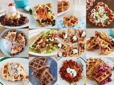 12 Recipes You Didn't Know You Could Make in a Waffle Iron : Food Network - FoodNetwork.com