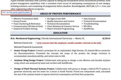 Resume Examples Uiuc Sample Resume Business Management And Resume