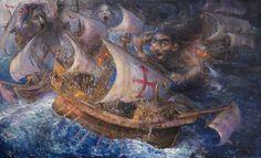 The Storm by Jonny Andvik