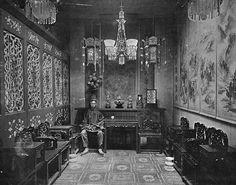 opium dens | Opium den | Interiors