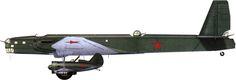 «Звено-СПБ» (ТБ-3 М-34 + 2 И-16 тип 24) 32-го ИАП ЧФ, июнь 1941 года