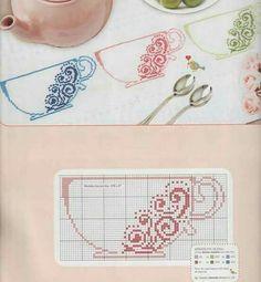 Brilliant Cross Stitch Embroidery Tips Ideas. Mesmerizing Cross Stitch Embroidery Tips Ideas. Cross Stitch Borders, Cross Stitch Charts, Cross Stitch Designs, Cross Stitching, Cross Stitch Embroidery, Embroidery Patterns, Hand Embroidery, Cross Stitch Patterns, Cross Stitch Kitchen