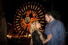 My awesome engagement pictures at Disneyland!