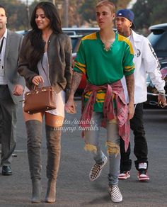 Selena Gomez and Justin Bieber Jelena edit Justin Love, Justin Bieber Selena Gomez, Justin Bieber And Selena, Justin Bieber Kendall Jenner, Kendall Jenner Style, Selena Gomez Outfits, Selena Gomez Photos, Justin Beiber Imagines, Korean Street Fashion