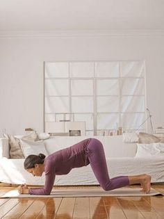 Core exercises for the second trimester. Hooray! (The first and third trimester exercises are in the same article, just click through to find them.) From fitpregnancy.com