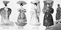 19th century Columbian women