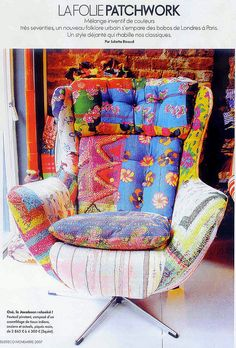 pathwork bohemian chair