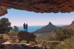 One of the things Michael and I always try and do on the weekends is hike somewhere and this time we decided to the Diagonal cave hike. We have done this one before but its right by us and has such pretty views we decided to do it again. Cape Town, Monument Valley, South Africa, Cave, Nature Photography, Things To Do, Hiking, Camping, Adventure
