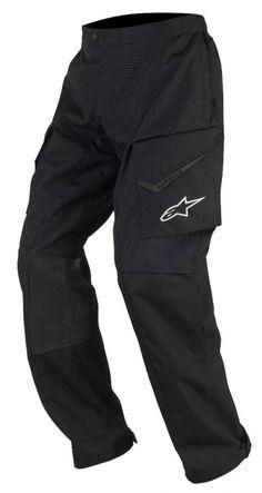 Protectores de Kevlar homologados CE Color Negro 38 Impermeables A-pro Pantalones de Tela para Moto