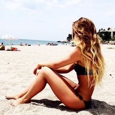 beach , summer , girl