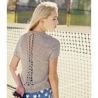Love Braid Knitted Cardigan Pattern | InterweaveStore.com